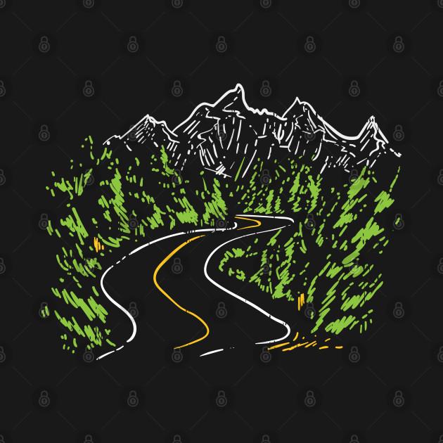 Travel Road Trip Mountains