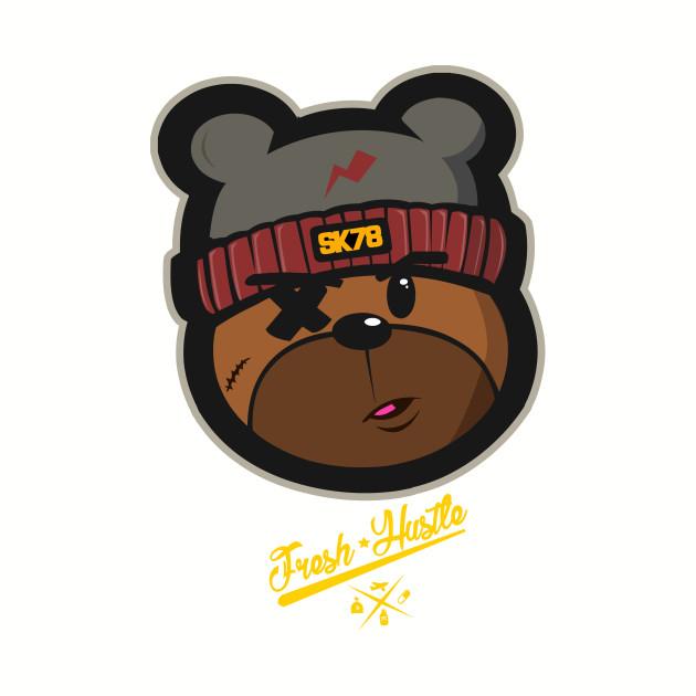 Fresh Hustle Bear