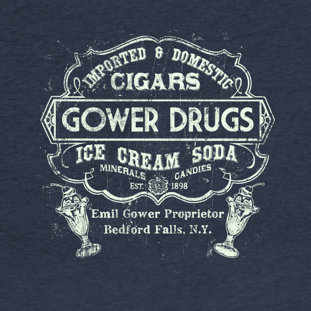 Gower Drugs - Bedford Falls
