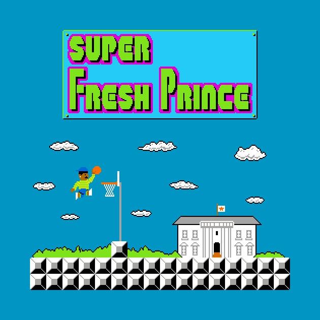 Super Fresh Prince