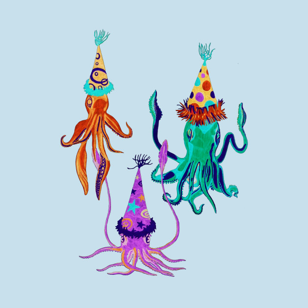Party Squids