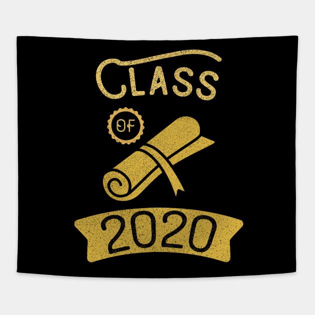 Graduation Day 2020.Class Of 2020 Retro Vintage Design For Graduating Seniors And Juniors Graduation Day Gift