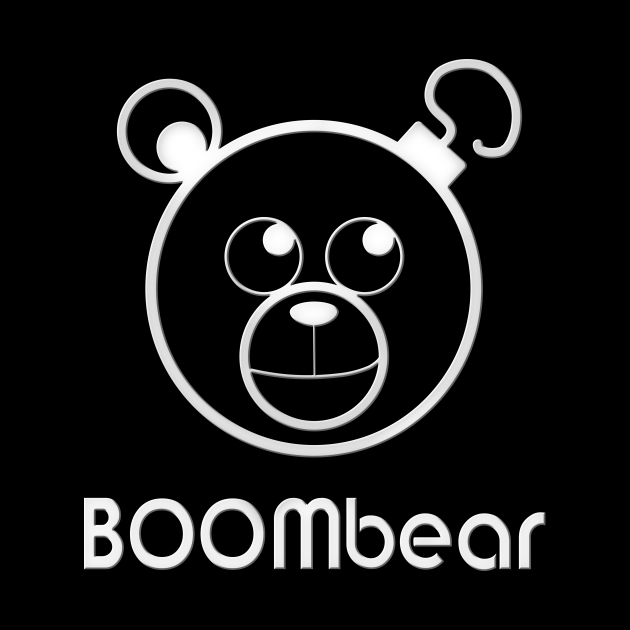 BOOMbear Emblem with Title