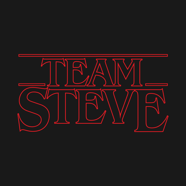 Stranger Things: Team Steve