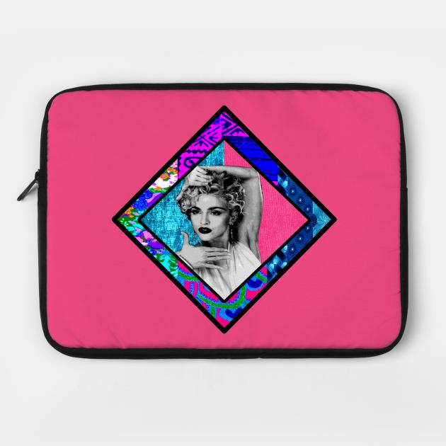 Madonna Vogue in Pink