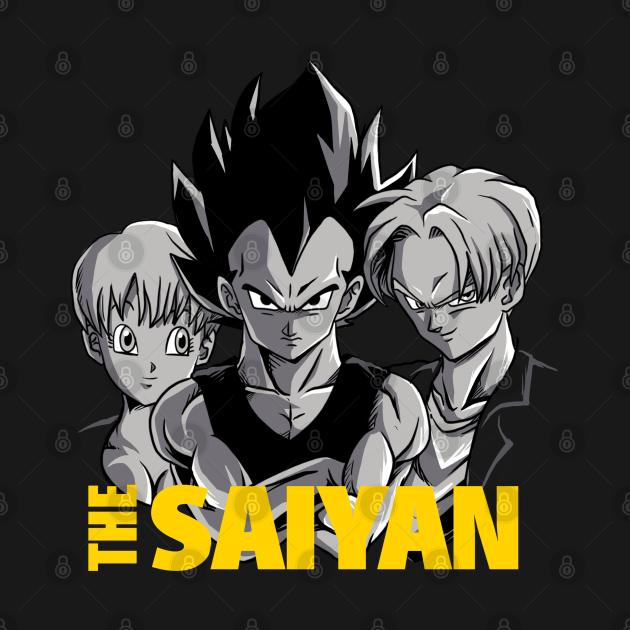 saiyan family