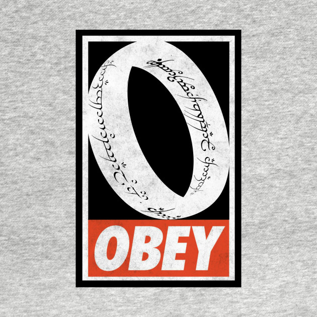 Obey - The One ring