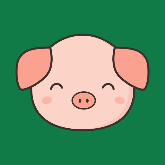 Kawaii Cute Pig - Pig - Onesie  099a49b8e209