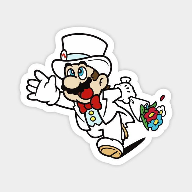 Mario's Wedding Day (Super Mario Odyssey)