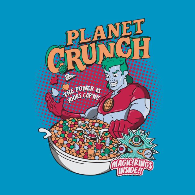 Planet Crunch