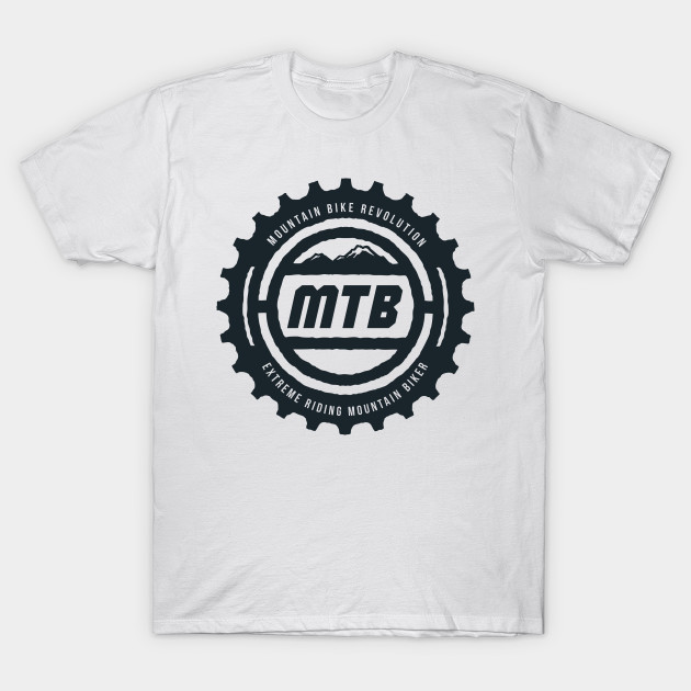 Mountain Bike Outdoor T Shirt Teepublic