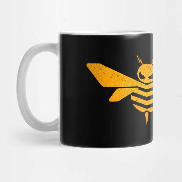Bumble Bee Taza