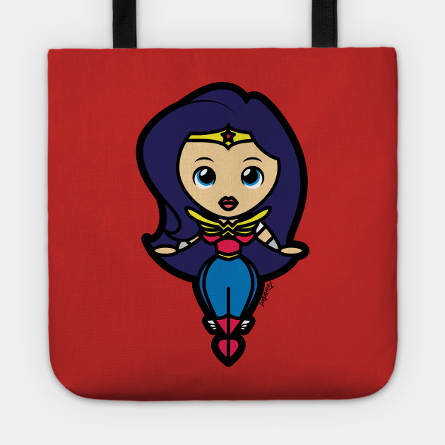 DC SuperHero Girls Wonder Woman Tooniefied
