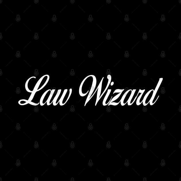 Law Wizard The Best Lawyer