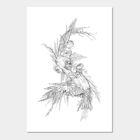 Sparrows wall art teepublic flowers and sparrows wall art thecheapjerseys Image collections