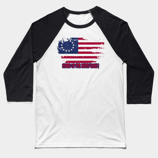 stand up for betsy ross Baseball T-Shirt