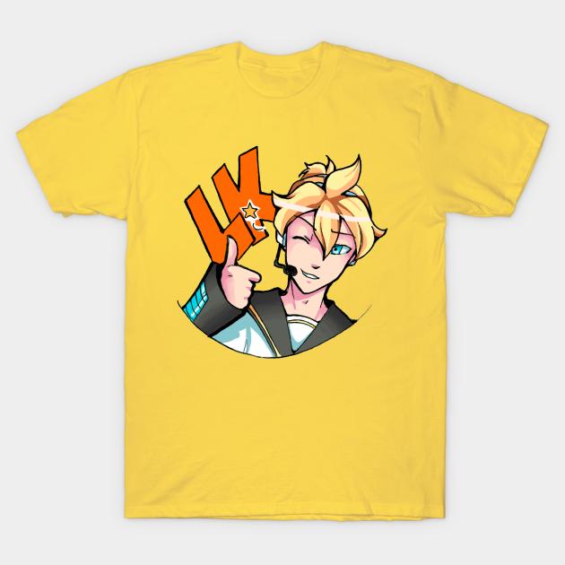 Len Kagamine Vocaloid Len T Shirt Teepublic