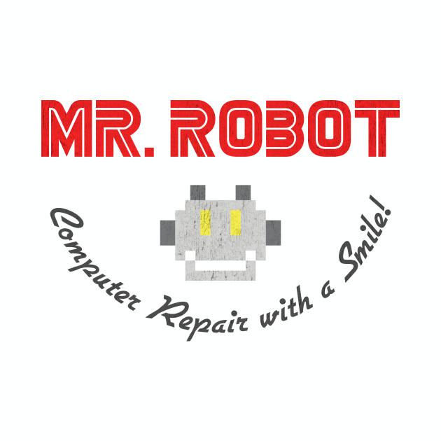 Mr. Robot Dark