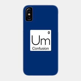 Science joke phone cases teepublic science periodic table um phone case urtaz Images