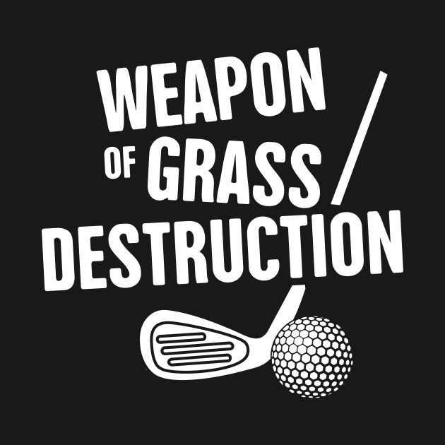 Grass Destruction | Funny Golf Design