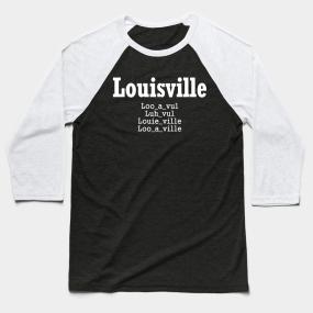 7cbfce38 Louisville Baseball T-Shirts   TeePublic