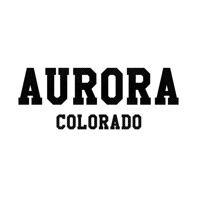 Aurora, Colorado - CO Sports Text