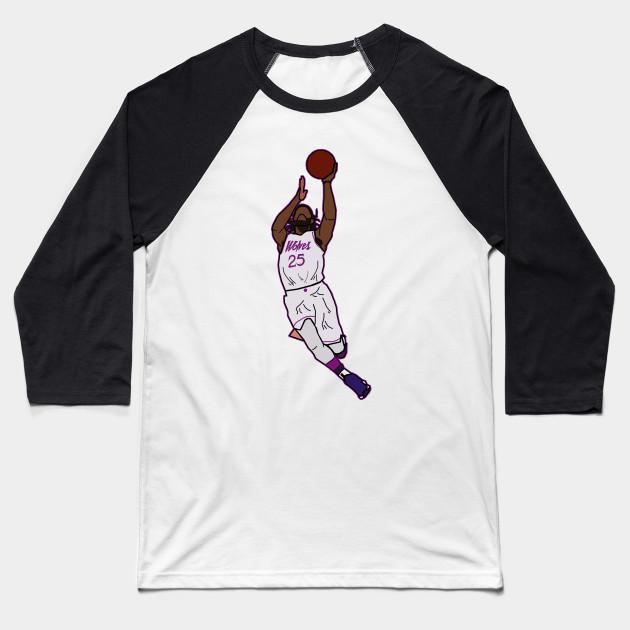 huge selection of a750d ecc68 Derrick Rose 'Prince Edition Jersey Layup' - Minnesota Timberwolves