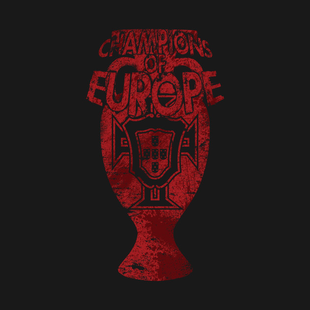 Champions of Europe (red design)