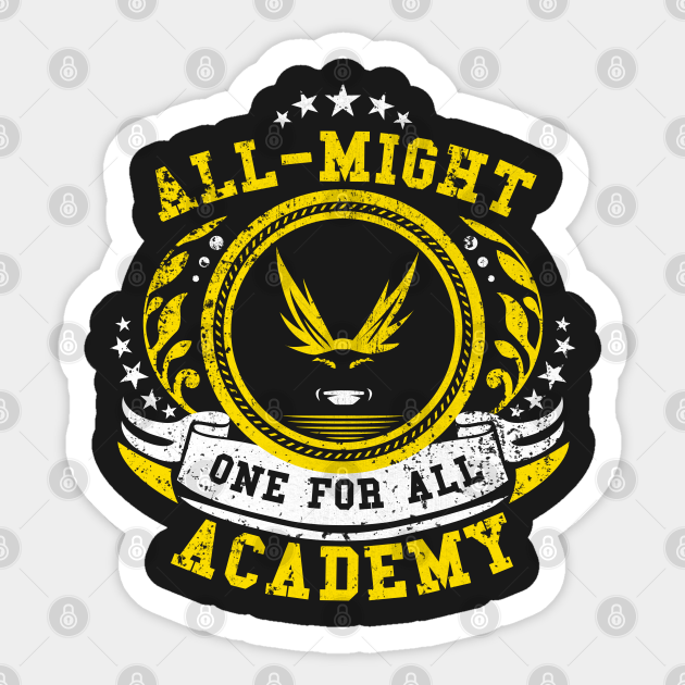 All Might Academy.