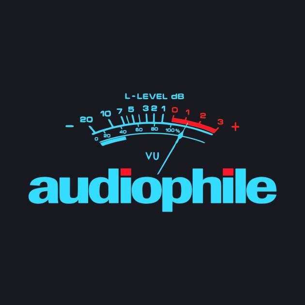 audiophile shirt