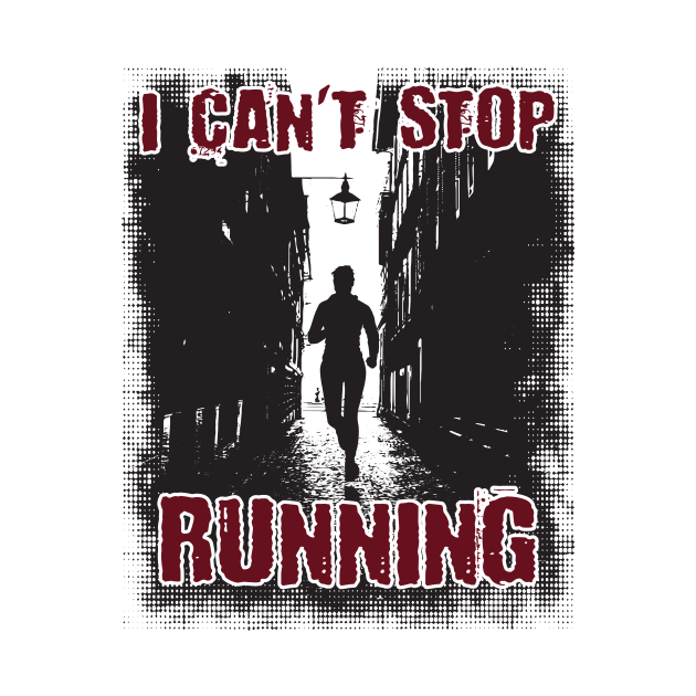 I Can't Stop Running Introverts