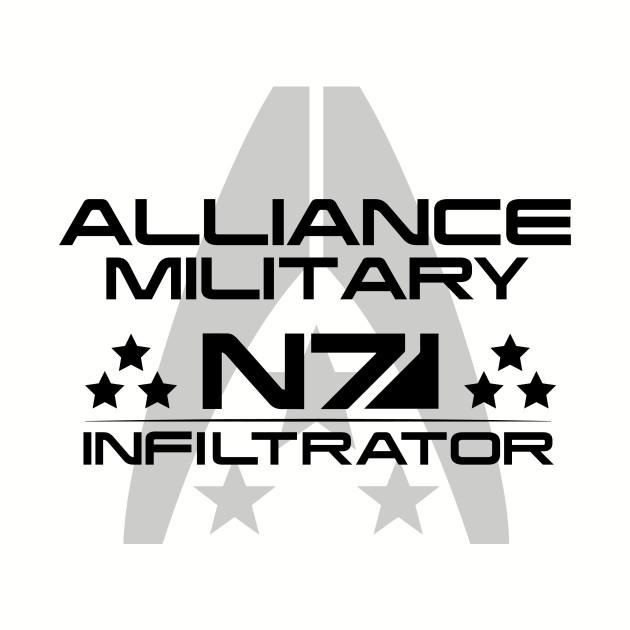 N7- Infiltrator