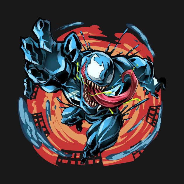 We Are Venom! (Blue)