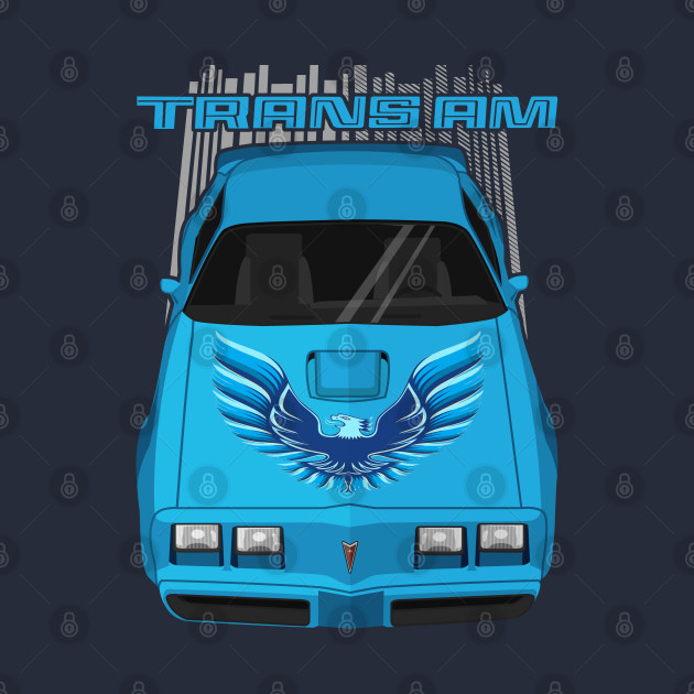 Firebird Trans Am 79-81 - Atlantis blue