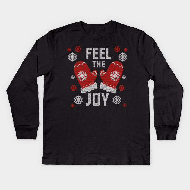 2048096 1 - Feel The Joy Christmas Sweater