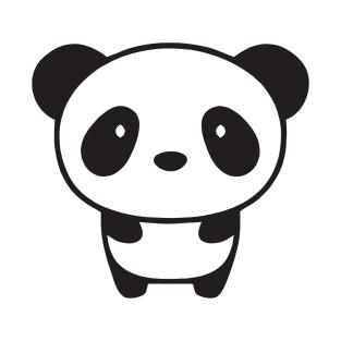 Cute Panda T Shirts