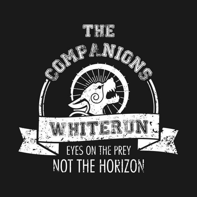 The companions of whiterun