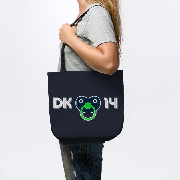 DK Metcalf Pacifier Tee - Seattle Seahawks