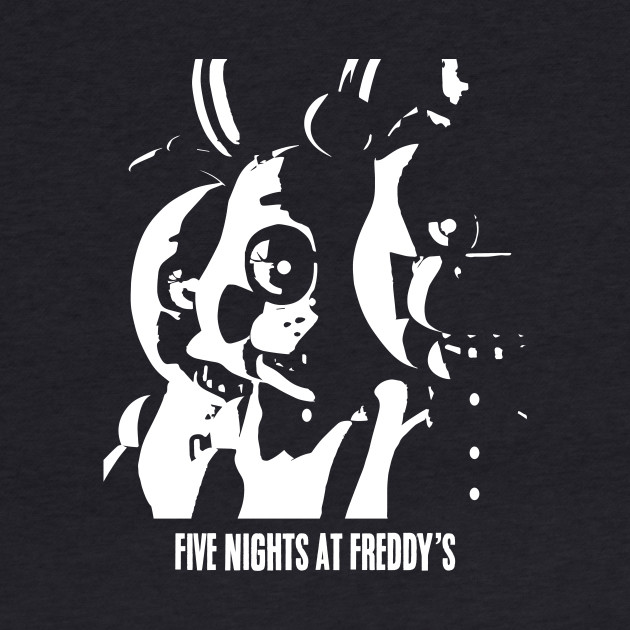 Five Nights At Freedy's Black