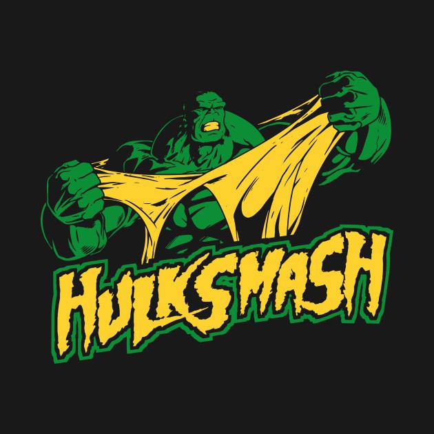 Hulk Smash - Hulkamania