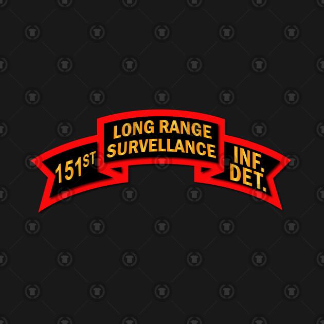 151st Inf - LRSU Scroll