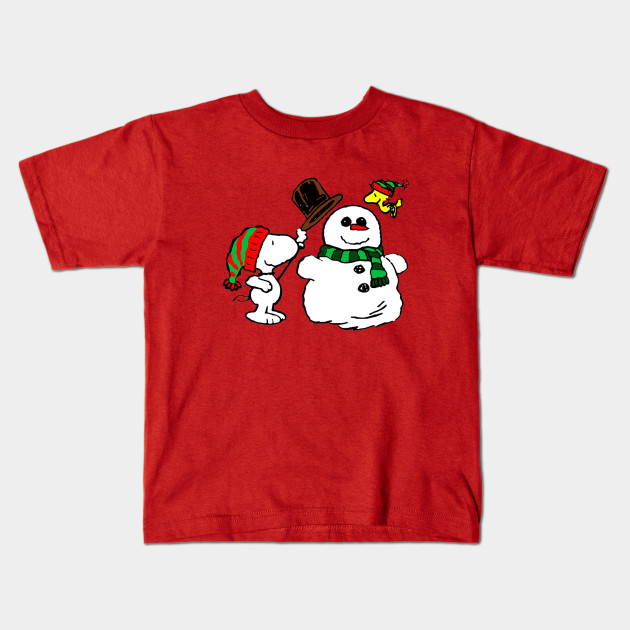 2162572 1 - Snoopy And Woodstock Christmas