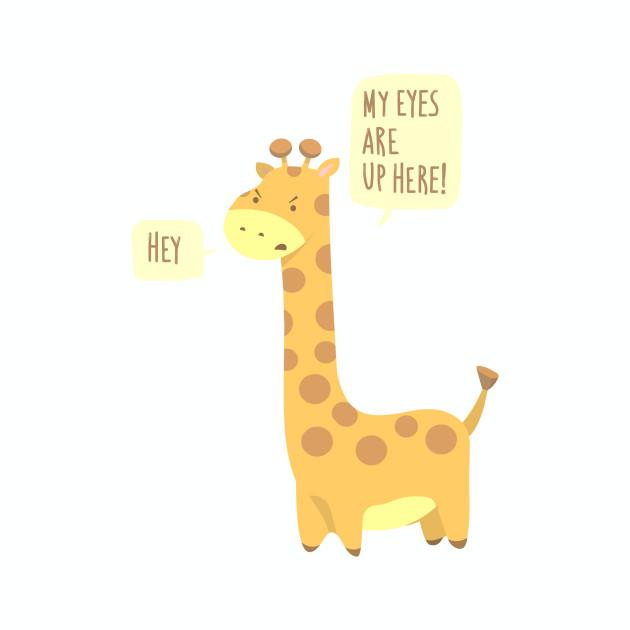 Giraffe Problems!