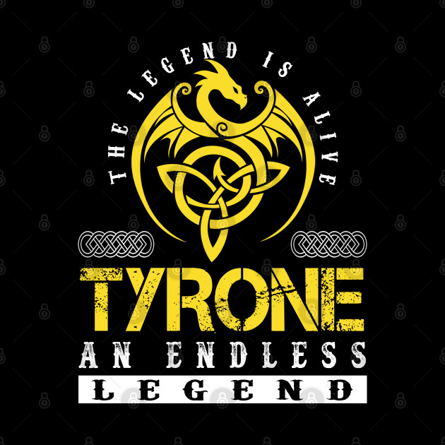 Legend is Alive TYRONE an Endless Legend