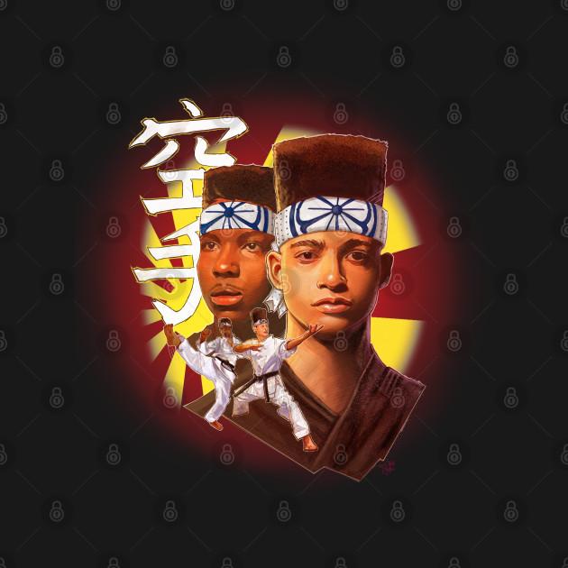 Karate Kid 'N Play
