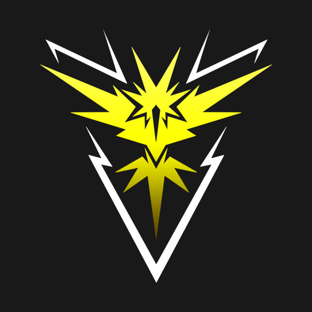 Pokemon Go - Team Instinct