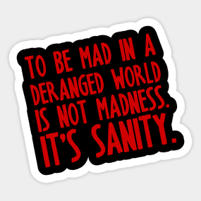 The End Of The Fucking World Stickers Teepublic