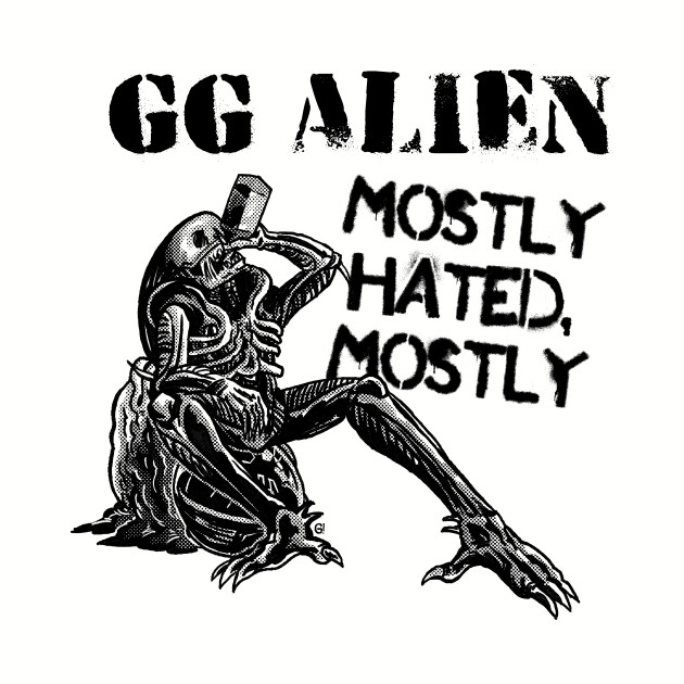 GG ALIEN - Xenomorph - Tapestry   TeePublic