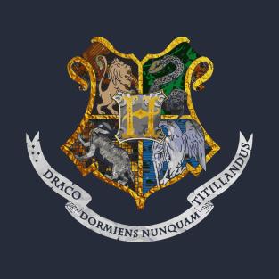 Hogwarts t-shirts