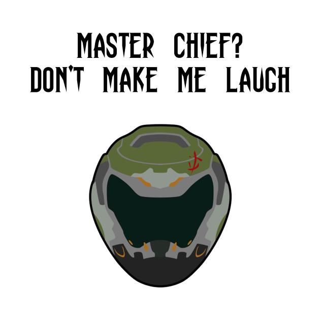 DOOM - Master Chief?